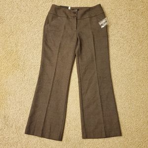 NWT Apt. 9 Curvy Fit Trousers Size 2 Petite